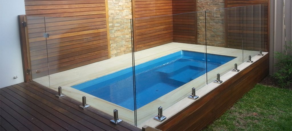 Fiberglass Pools Plunge Pools Lap Pools Above Ground