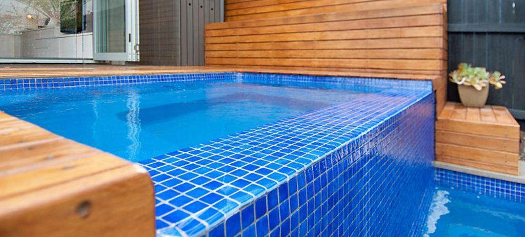 Above Ground Fiberglass Lap Pools fiberglass pools | plunge pools | lap pools | swimming pools