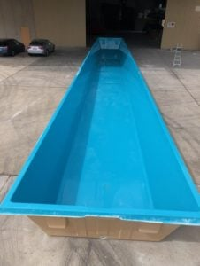 Fibreglass Lap Pool Mark 1 6m 11m 12m 15m 20m 25m