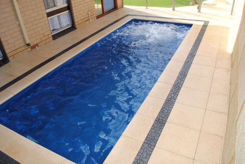 Sarah 4m Fibreglass Swim Spa Plunge Pool