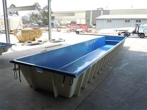 Fibreglass Lap Pool Mark 4 3m 5m 8m 10m 13m 15m 16m