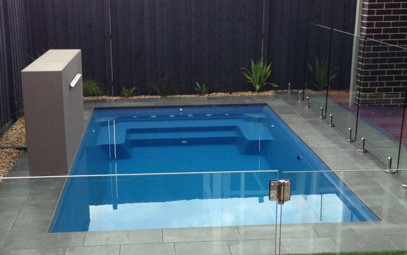 Island Blue Pool