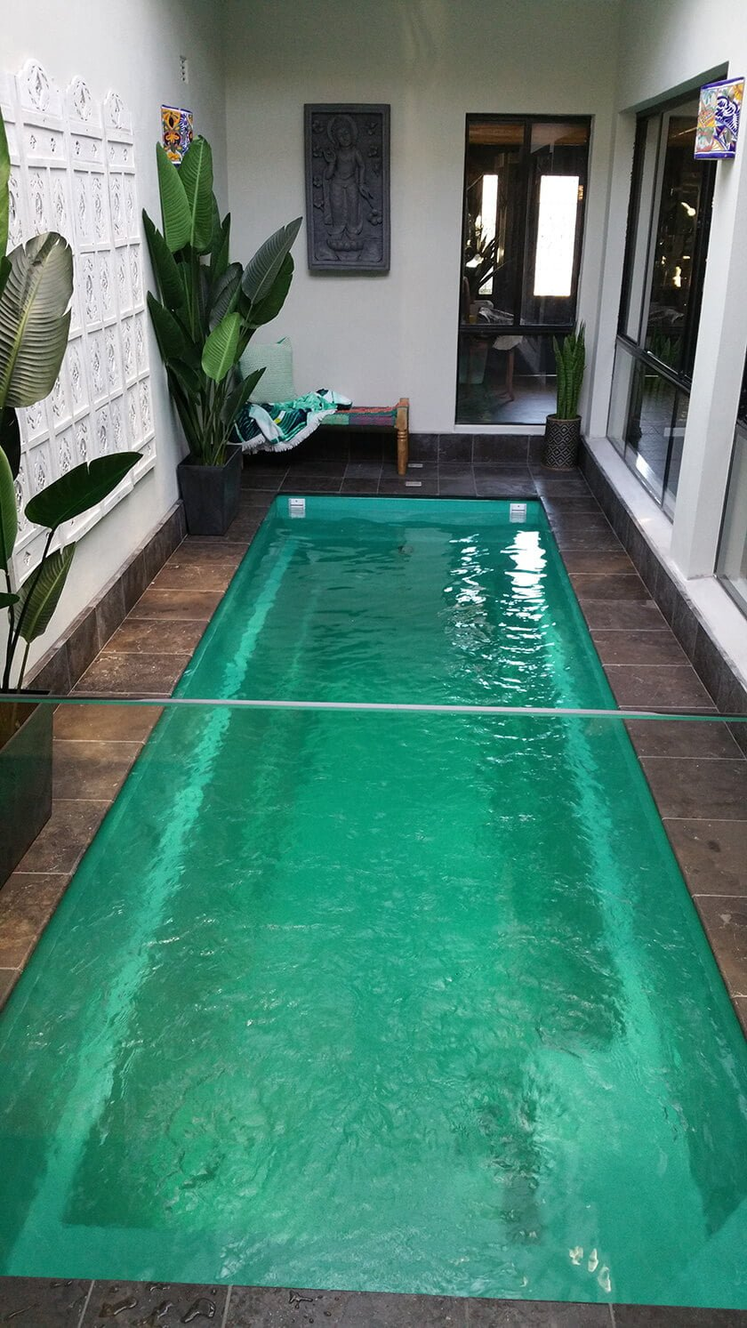Miami Green Pool