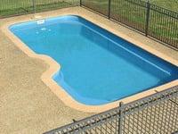 Standard Ocean Blue Pool